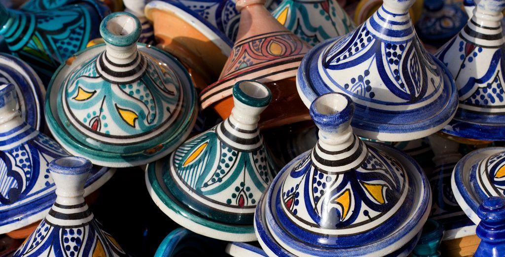 Todo el encanto de Marruecos en un circuito espectacular