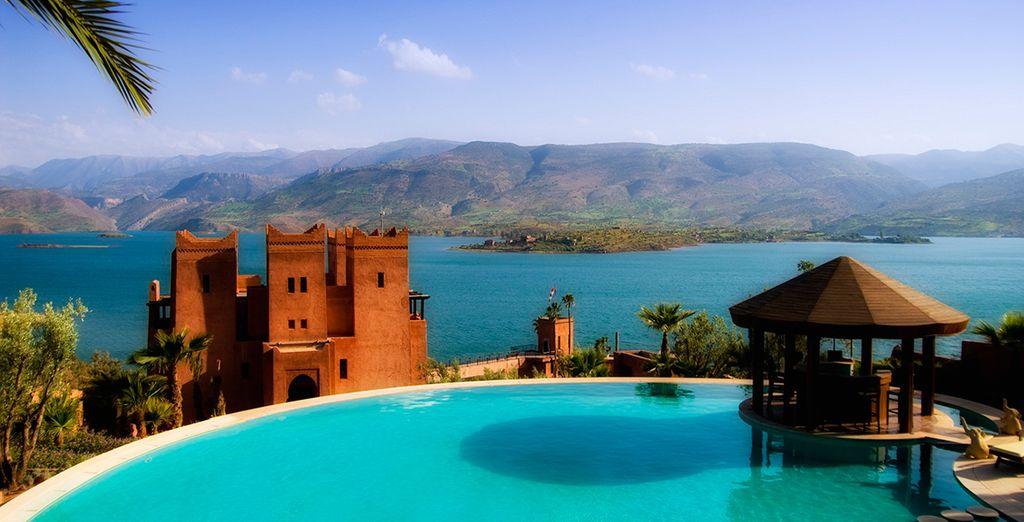 Un rincón de calma en Marruecos