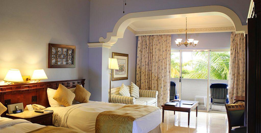 Una suite para cada estilo y para cada gusto