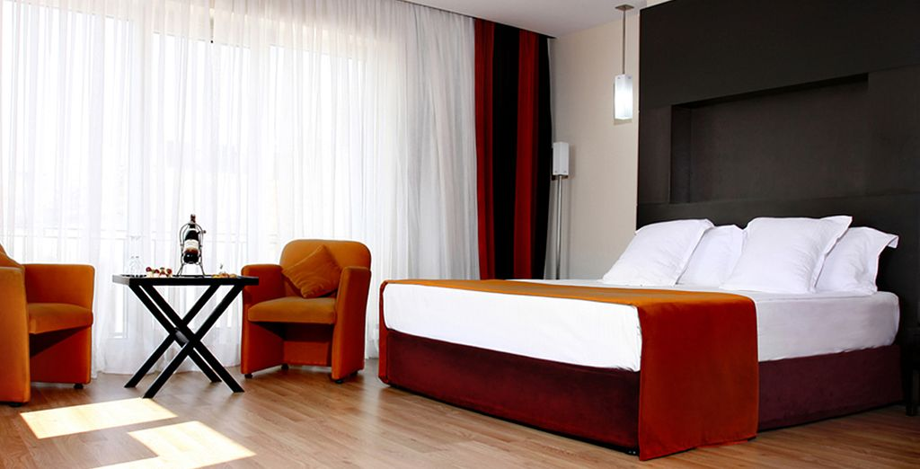 Hotel Boutique Beyaz Saray 4*