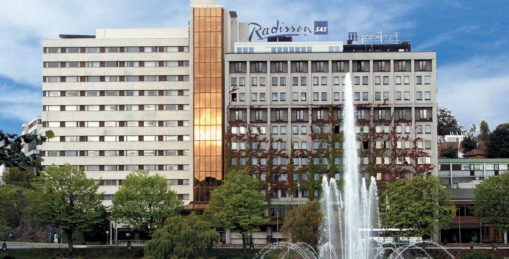 Hotel Radisson Blue Atlantic 4*, Stavagner