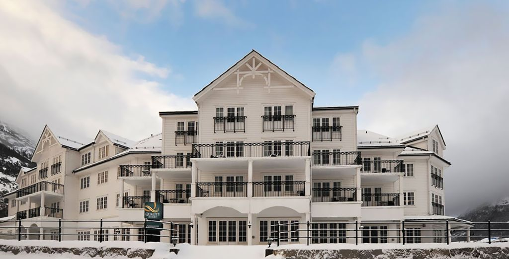 Quality Hotel Songdal 4*, Leikanger