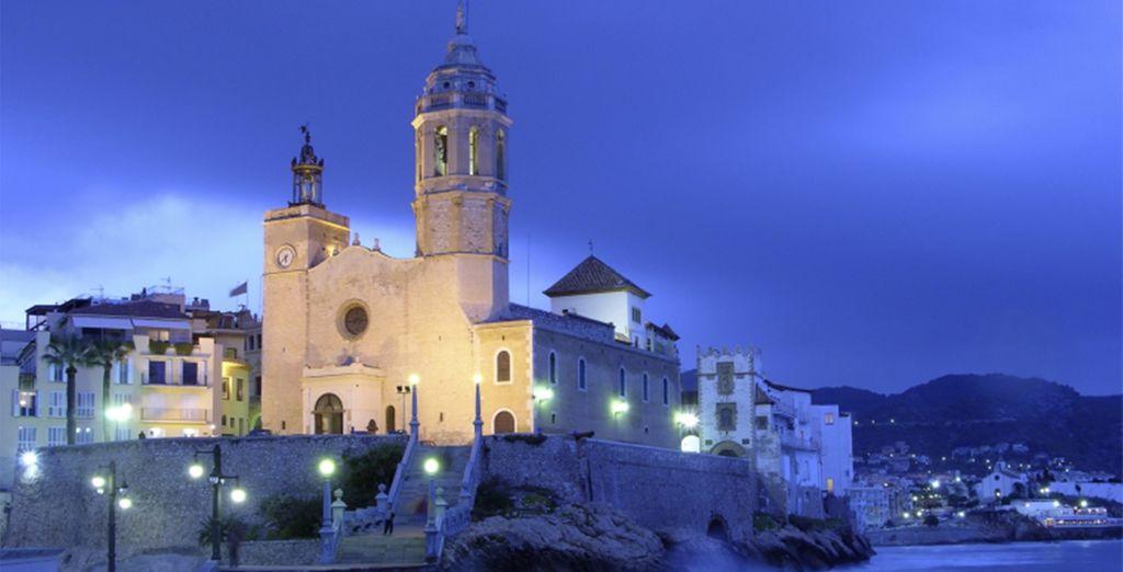 Descubra y visite Sitges
