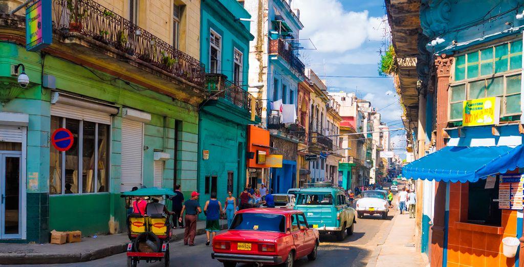 La Habana es uno de esos destinos que hay que visitar por lo menos una vez en la vida