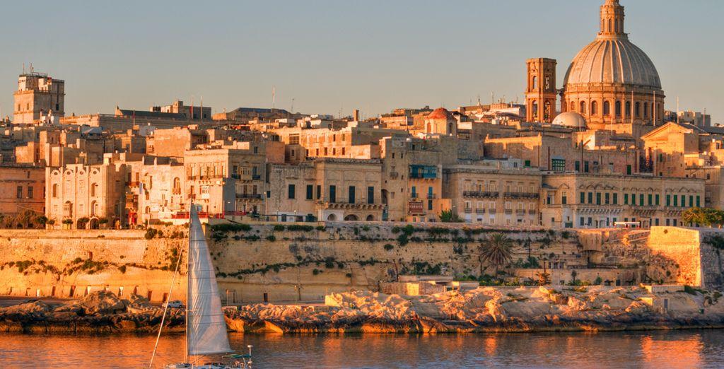 Malta goza de una enorme riqueza cultural