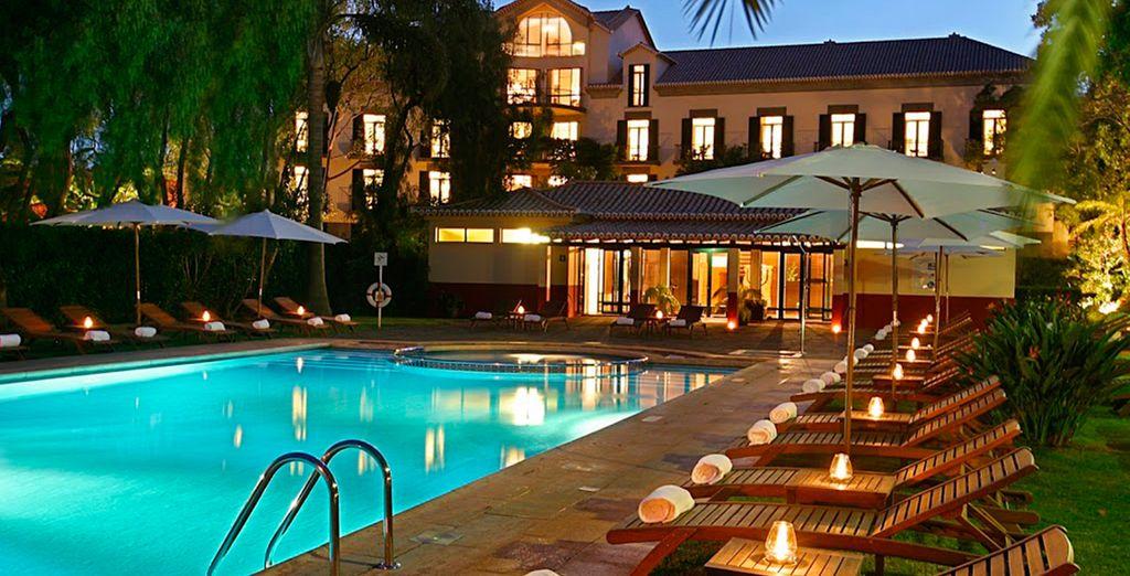 Un exclusivo hotel de 5*