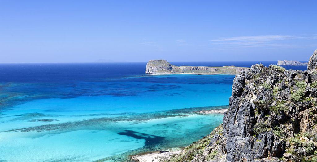 En su quinto día llegará a la isla de Creta