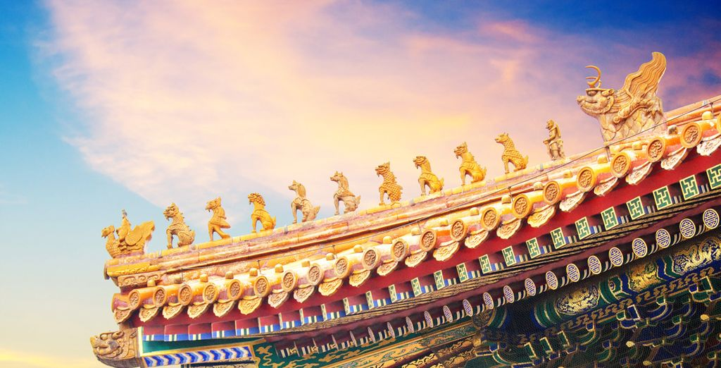 Empápese y conozca la cultura y tradición milenarias de este inmenso país