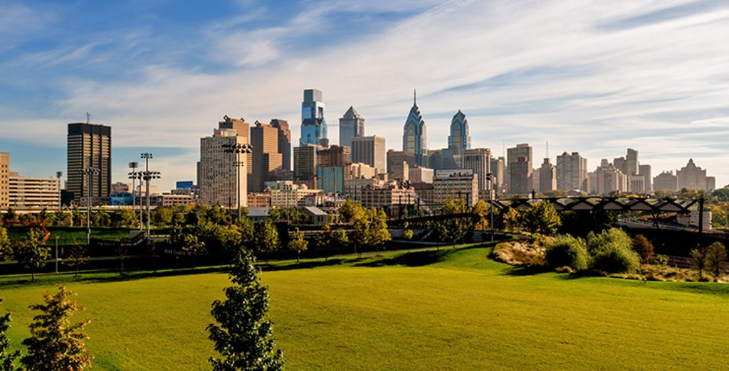 Filadelfia es el centro cultural y artístico de Estados Unidos