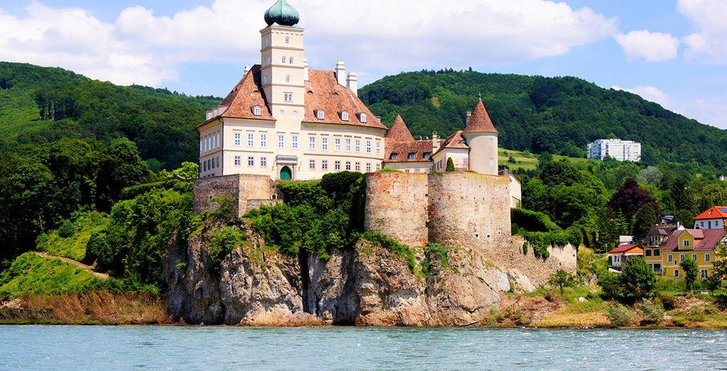 Le fascinarán sus castillos