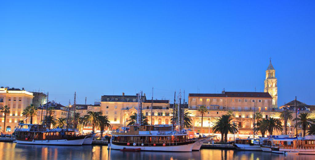 Split desprende un sorprendente aire romántico