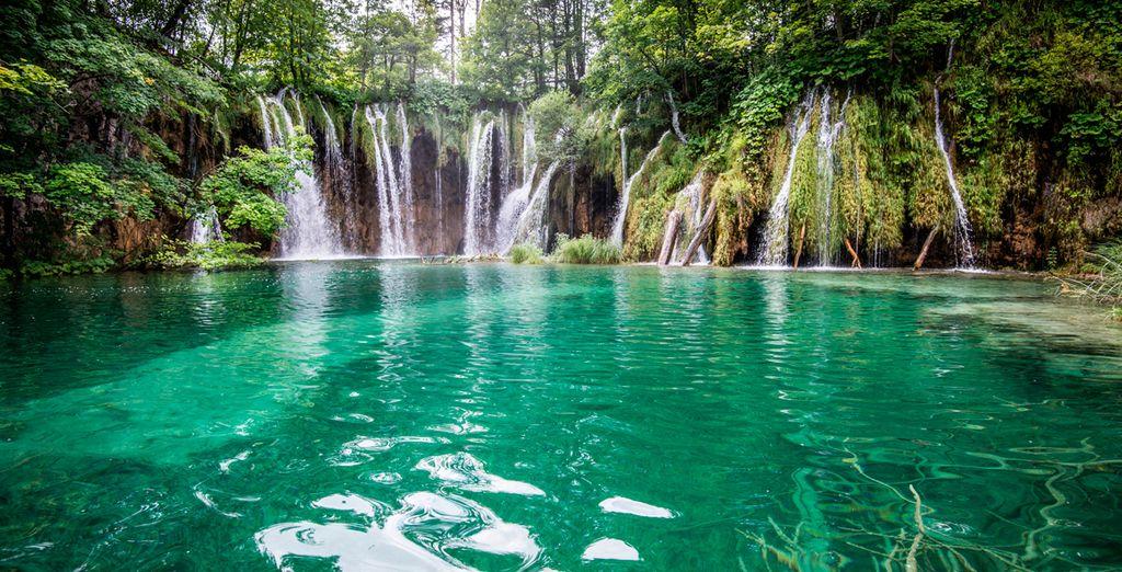 La belleza inigualable del Parque Natural de Plitvice, Zadar