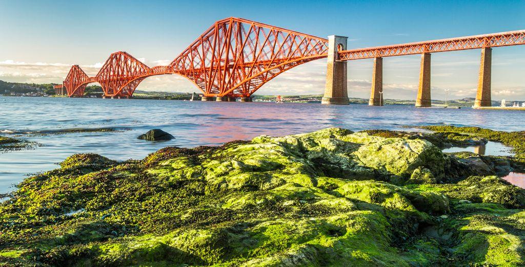 Forth Bridge, declarado Patrimonio de la Humanidad