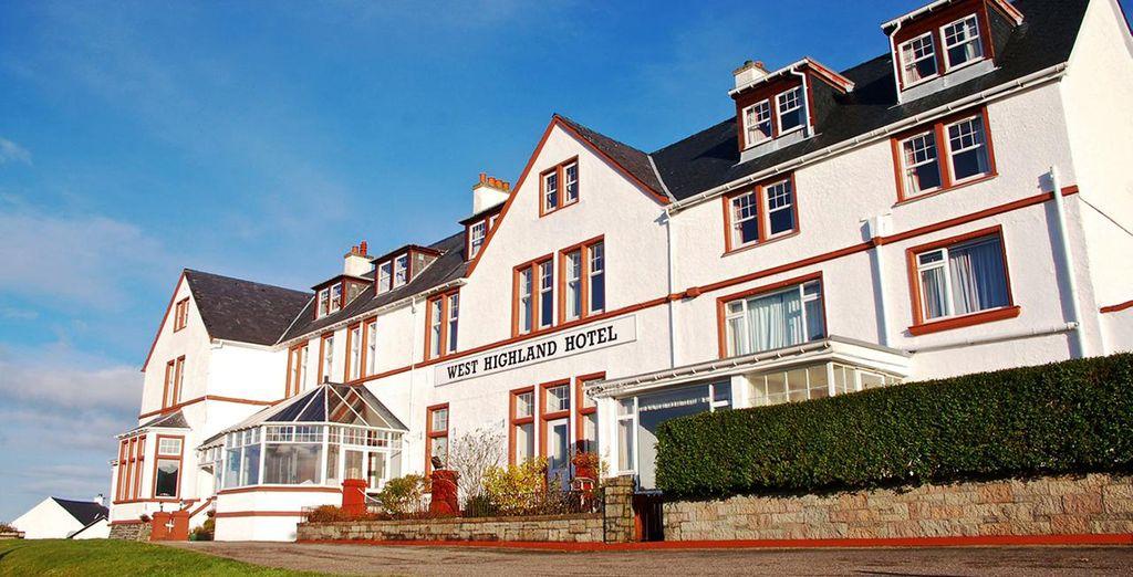 Hotel West Highland 3*, Mallaig