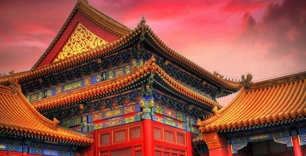 Conozca la capital del país, Beijing