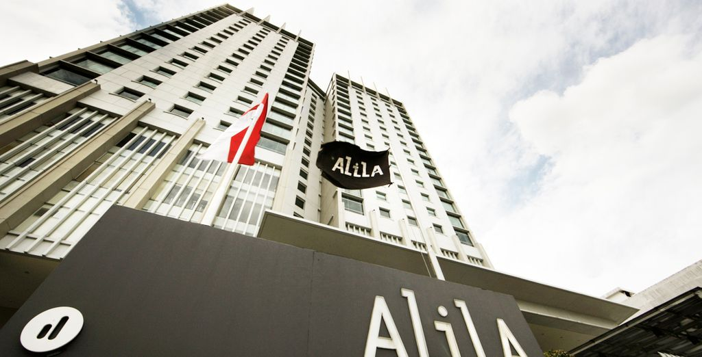 El Hotel Alila Jakarta 4*
