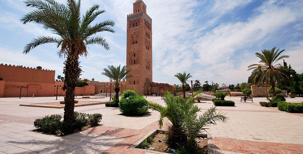 Marrakech, una cuidad por descubrir