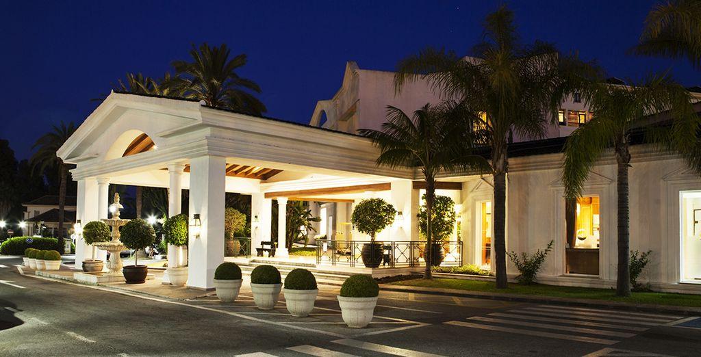 Este idílico hotel ofrece multitud de posibilidades