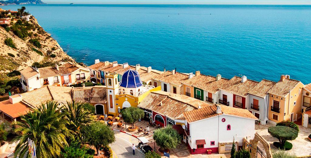 El lugar perfecto para unas vacaciones inolvidables frente al mar