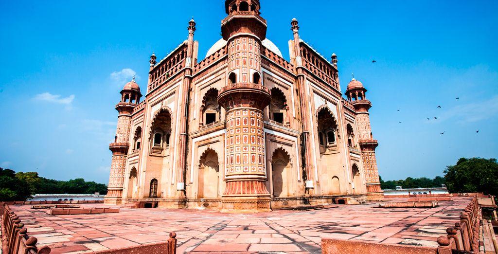 El Mausoleo de Delhi