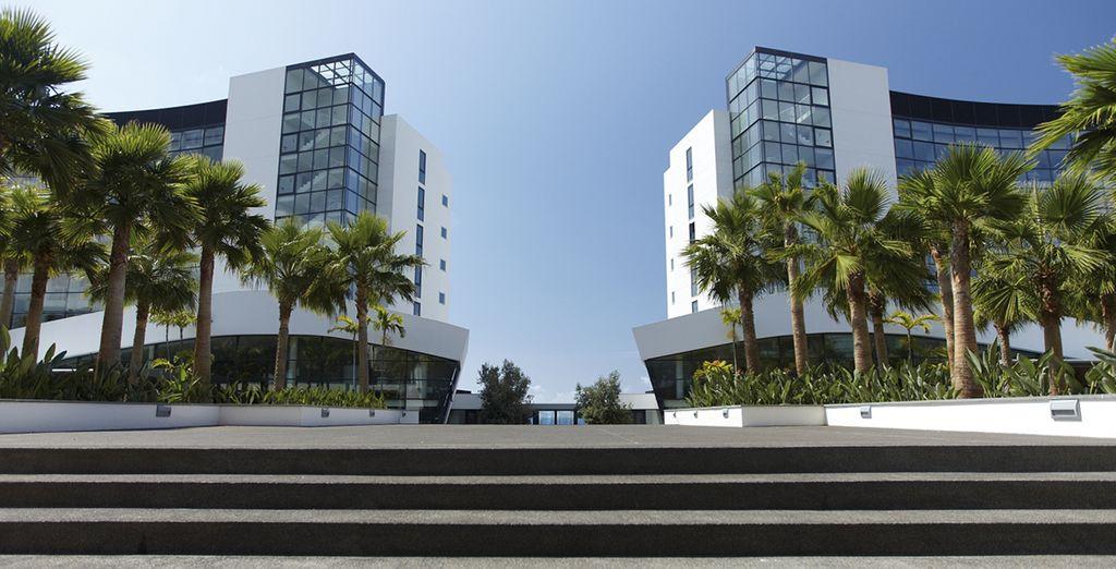 Bienvenido al hotel Vidamar Resort 5*