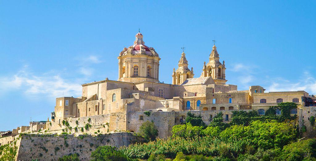 Aventúrese a conocer la isla de Malta...