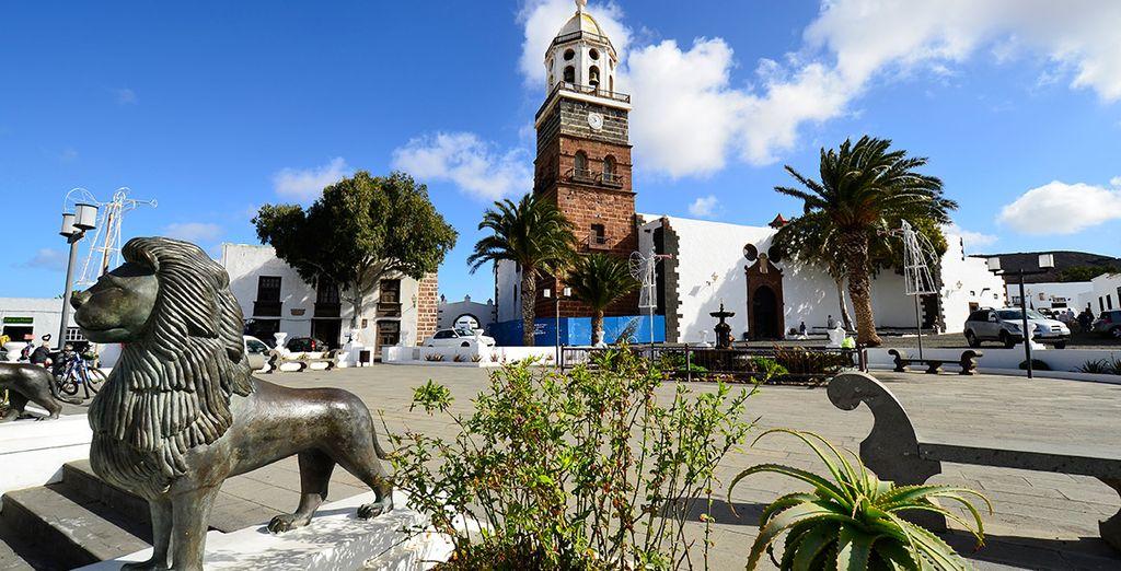 Viajes a Lanzarote todo incluido - Voyage Privé
