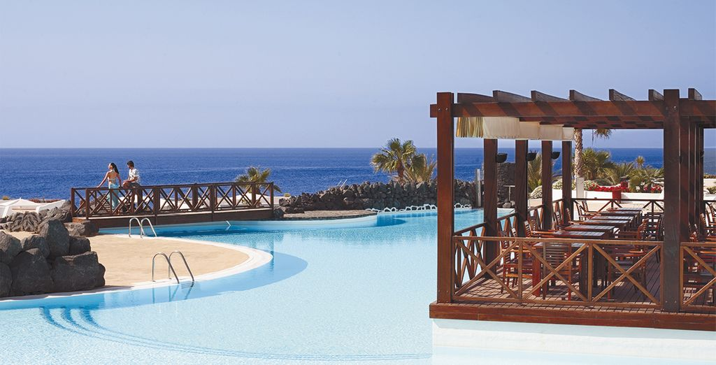 Hotel Hesperia Lanzarote 5*