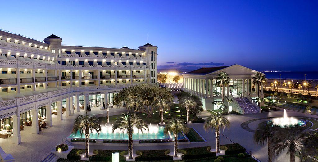 Venga y disfrute de este exclusivo hotel en Valencia de 5* Gran Lujo