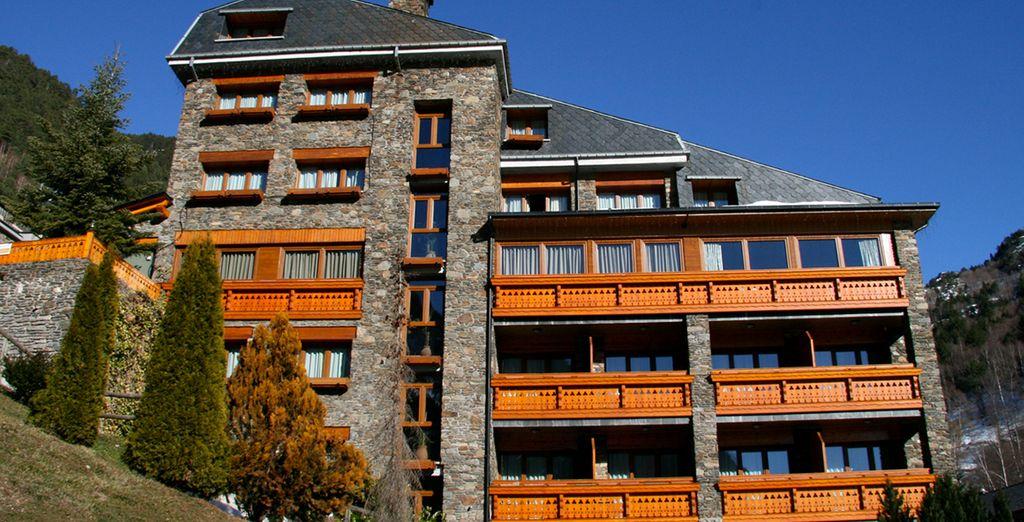 Bienvenido al Hotel Bringué 4*