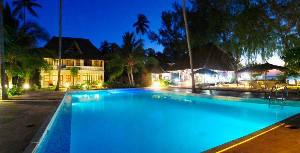 Un resort magnífico para pasar sus vacaciones