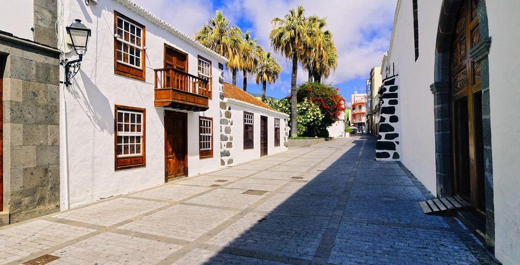 Pasee por Santa Cruz de la Palma