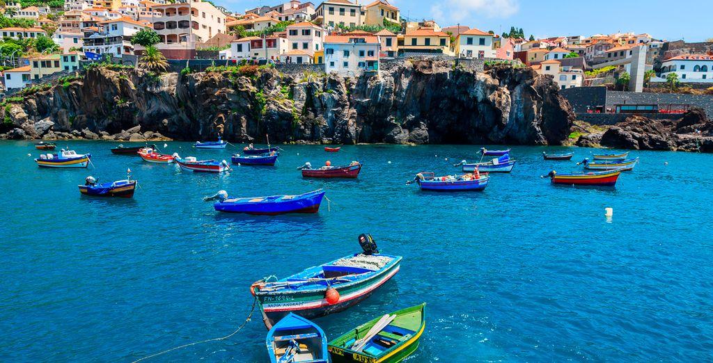 Disfrute el paraíso portugués