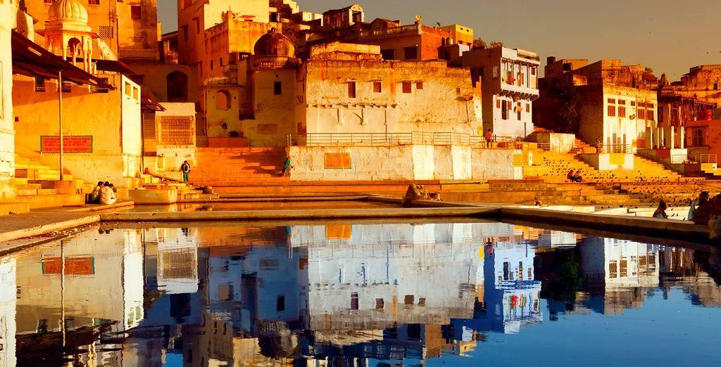 Fuerte de Amber, uno de los iconos del Rajasthan