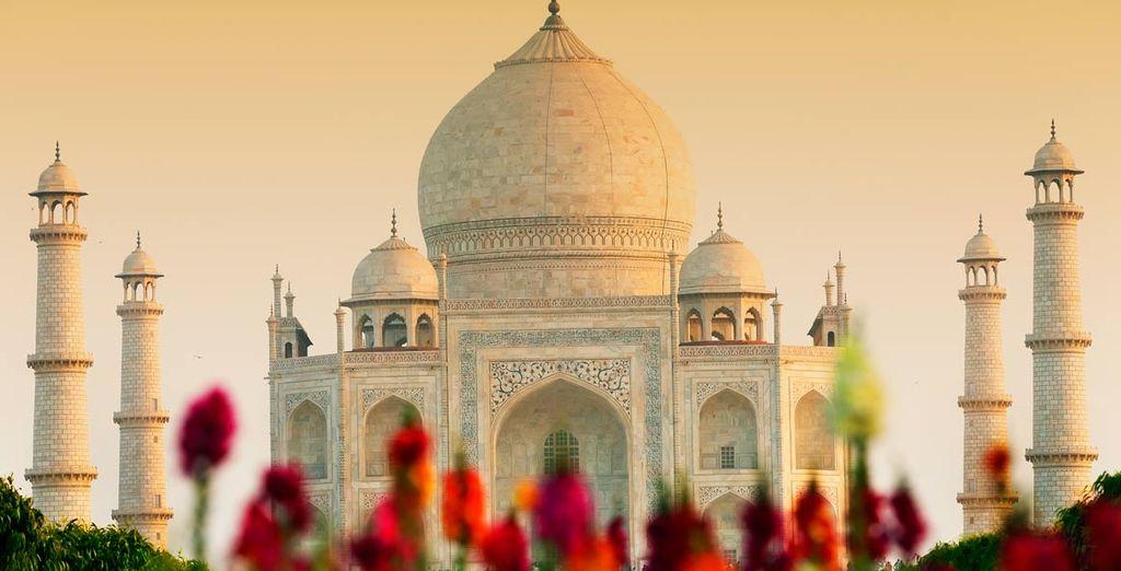 Un eterno fluir de contrastes en Agra