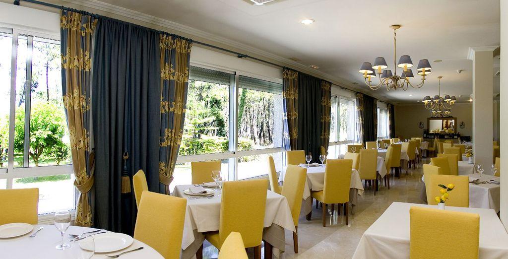 Deguste la exquisita gastronomía de Galicia