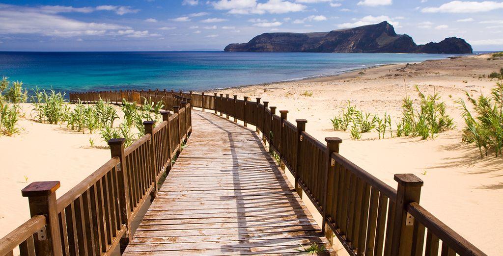 Hermosas playas de Madeira