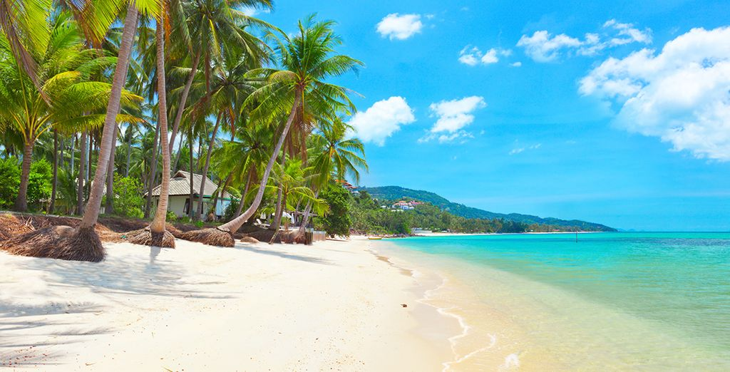 Playas de ensueño donde relajarse