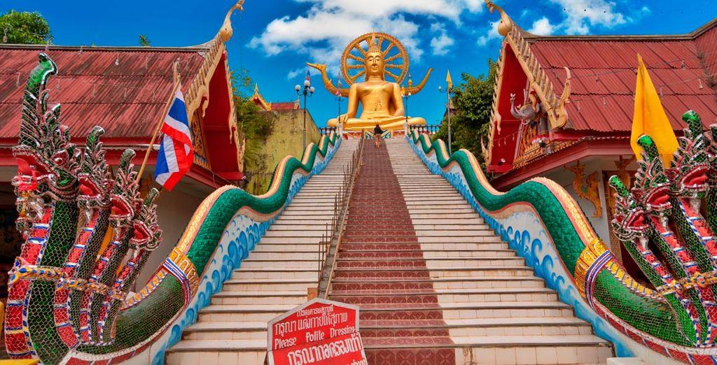 El Gran Buda de Koh Samui