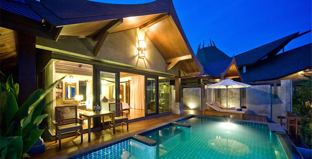 Nora Buri Resort & Spa 5* tiene espacios de ensueño