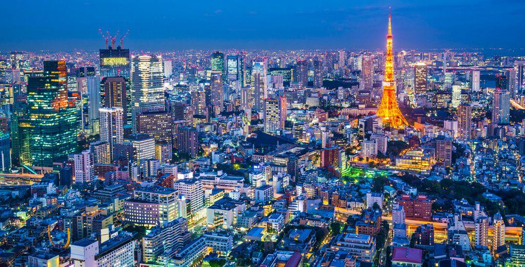 Tokio será la ultima parada de su viaje