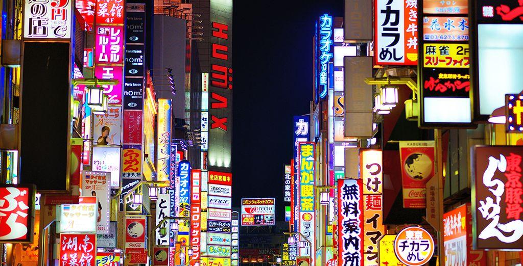 Tokio tiene mucho que ofrecer