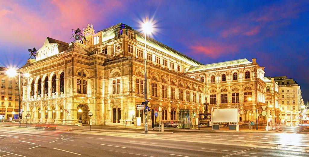 Descubra la Ópera Estatal de Viena