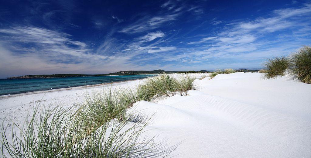 Cerdeña y sus playas infinitas