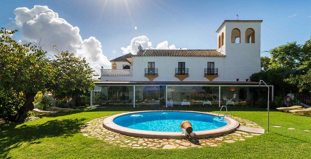 Hacienda El Santiscal - Sanlúcar de Barrameda