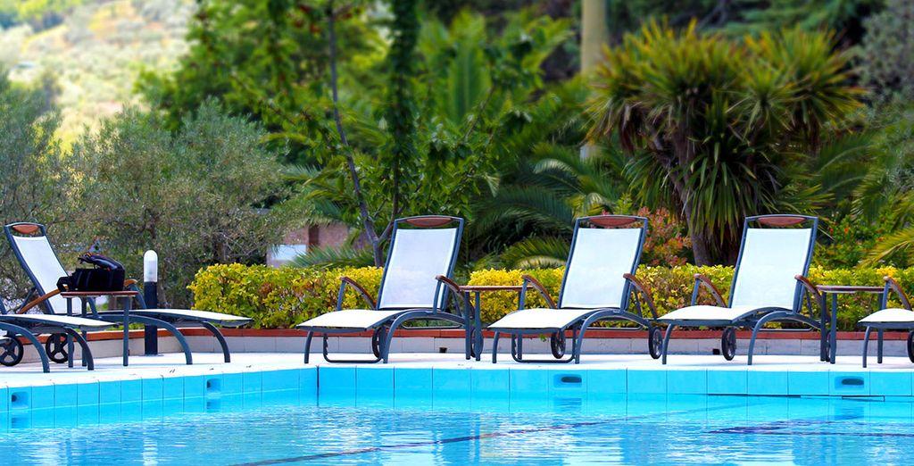 El lugar ideal para una estancia relajada con amigos, familia o pareja