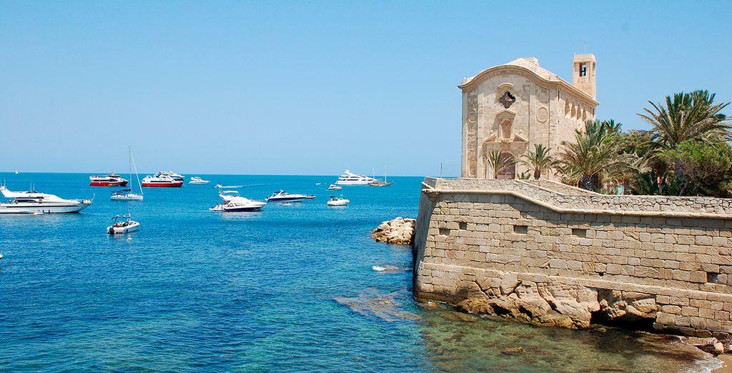 La hermosa y encantadora isla de Tabarca