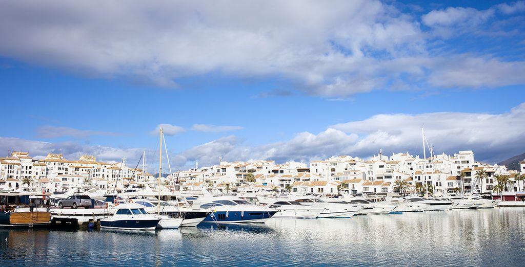 Escápese a Marbella