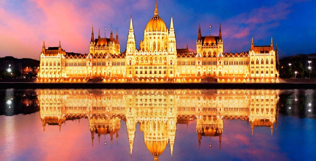 La capital de Hungría es una auténtica joya