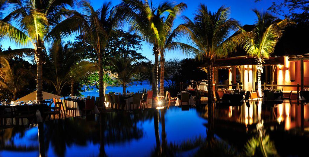 Experimenta el placer de ver acabar el día en Mauricio